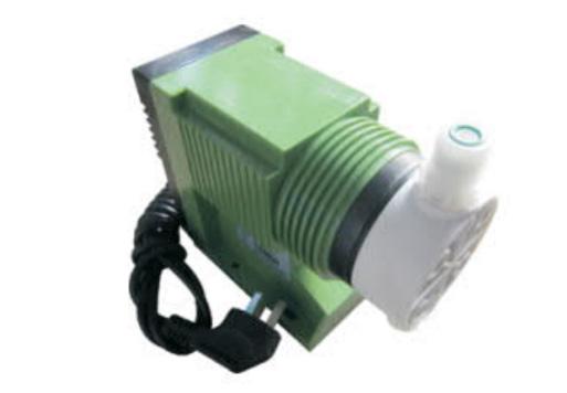 电磁式隔膜计量泵