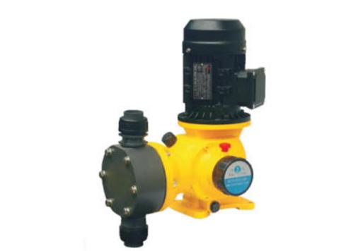 JGM系列机械驱动隔膜计量泵