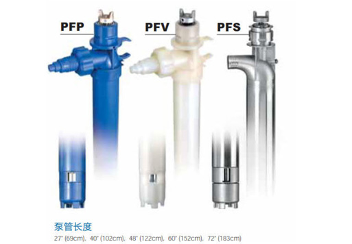 PF系列桶泵