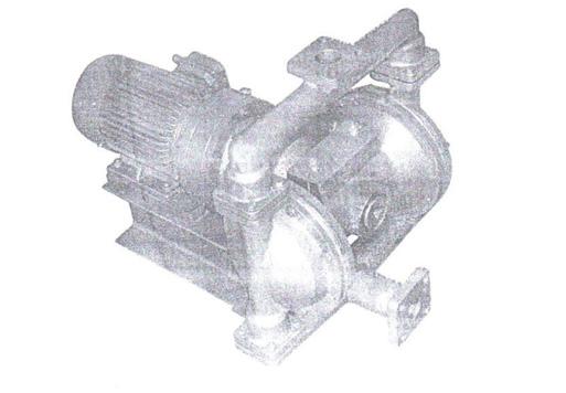 电动隔膜泵DBY系列