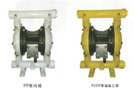 QBYA气动隔膜泵
